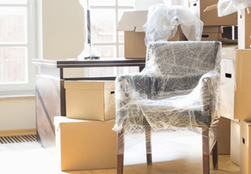 Furniture packing and shifting