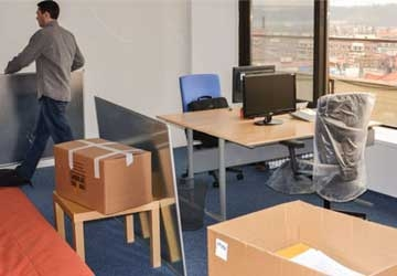 Office Shifting Service | Office Moving company